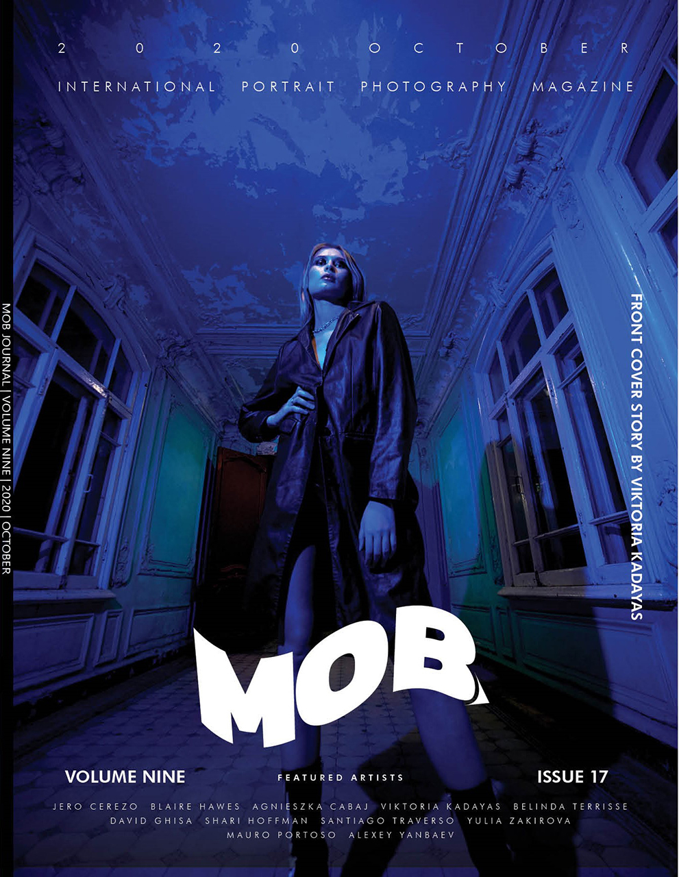 1Mob Journal Volume 9-issue-17-cover-1